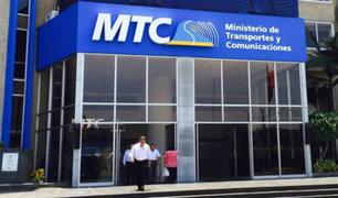 MTC: aplazan nuevo reglamento de licencias de conducir