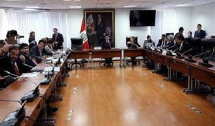 Comisión de Justicia rechaza otorgar facultades para fortalecer la UIF