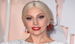 Lady Gaga dio muestras de cariño a sus seguidores
