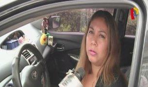 ¿Abuso policial?: Mujer es intervenida a balazos en La Victoria