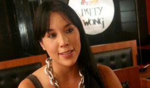 Patty Wong nuevamente fue víctima de la delincuencia