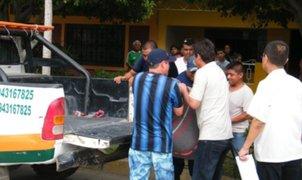 Acusan a mujer de matar a golpes a su hija que sufría epilepsia en Piura