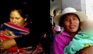 Arequipa: bebés cambiados fueron entregados a sus madres biológicas