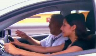 Licencia de conducir: examen de manejo se tomará en la calle desde abril
