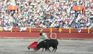 Recolectan firmas para referéndum contra corridas de toros