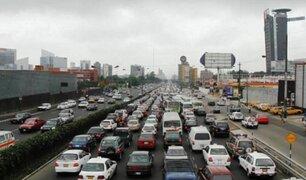 MML implementó medidas para mejorar el tránsito en Lima