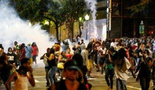 EEUU: declaran estado de emergencia en Charlotte tras nuevas protestas