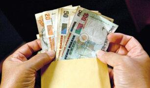 AC: Sueldos en el Estado son mejores que los del sector privado