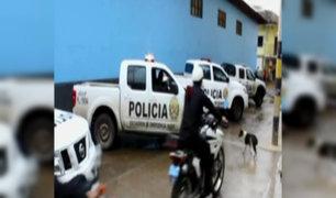 Huari: denuncian que policías modificarían motos para robar gasolina