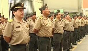Policías podrán laborar en sus días de descanso o vacaciones