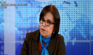 """Mercedes Cabanillas sobre 'Baguazo': """"Tiene que haber algo que funcionó mal"""""""