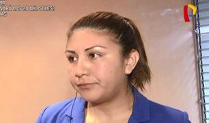 Caso Baguazo: hermana de mayor PNP desaparecido lamenta fallo