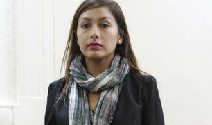 Hospital Dos de Mayo: Arlette Contreras permanece internada por accidente