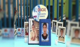Hospital Almenara: trasplante de hígado salvó muchas vidas