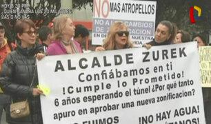La Molina: alcalde deja sin efecto cambio de zonificación