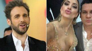 'Peluchín' y hermano de Milett Figueroa se dicen de todo en redes sociales
