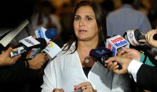 """Marisol Pérez Tello: """"Katherine Ampuero fue separada por no actuar de acuerdo a ley"""""""