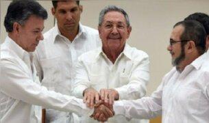Las FARC ratifica acuerdo de paz con gobierno colombiano