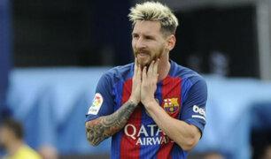 Lionel Messi corre el riesgo de quedarse sin jugar hasta fin de año