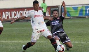 Bloque Deportivo: Universitario empató 1-1 con UTC por la Liguilla B