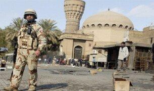 Irak: atentado suicida deja seis muertos y 18 heridos en Bagdad