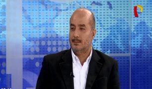 "Pérez Guadalupe a ministro Basombrío: ""Haz política de Estado no de estadio"""