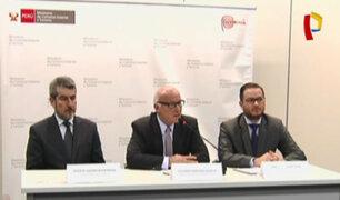 Ministro Ferreyros comenta gira de Kuczynski en China