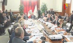 Comisión de Constitución revisará pedido de facultades legislativas el miércoles