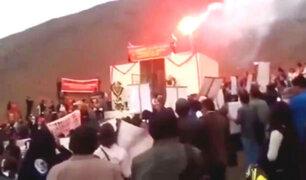 PJ rechazó exhumación de cuerpos terroristas enterrados en mausoleo de Comas