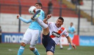 Bloque Deportivo: Sporting Cristal cayó 2-0 ante Deportivo Municipal por la Liguilla A