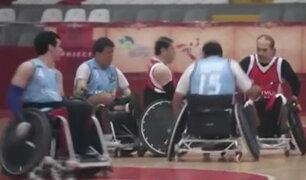 Rodar contra todo: documental de equipo de rugby en silla de ruedas