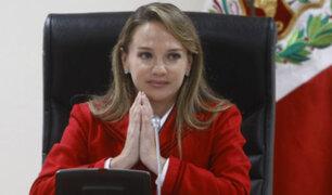 Luciana León: así fue el allanamiento de la oficina de la excongresista