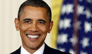 Barack Obama llegará al Perú en noviembre para Foro APEC