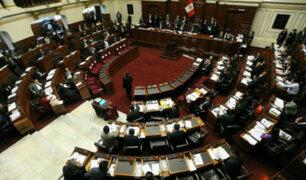 Comisión de Constitución aprueba delegar facultades por 90 días