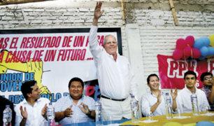 Detectan irregularidades en aportes del partido de PPK