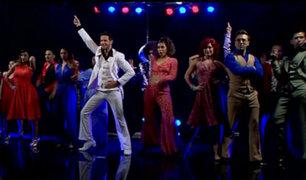 Musical 'Fiebre de sábado por la noche' se estrena el 1 de octubre