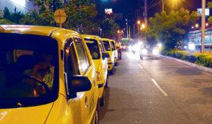 Novedoso sistema: pague con dinero virtual su taxi
