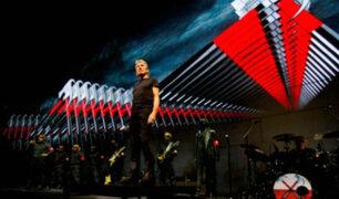 Roger Waters pide la renuncia de Enrique Peña Nieto en México