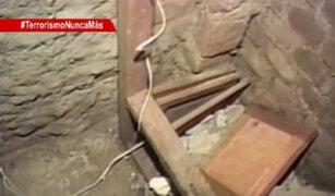 MRTA construyó 'cárceles del pueblo' para empresarios secuestrados en los años 90