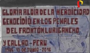 Simpatizantes de Sendero Luminoso protestan en Argentina