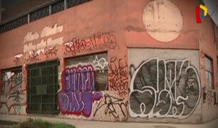 Graffiti se convierte en vandalismo en diversos distritos