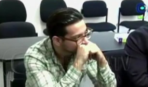Jean Paul Santa María es condenado a 4 años de prisión suspendida
