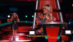 Concursante impresiona en The Voice con tema de Selena Quintanilla