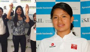 """Ex """"matadorcita"""" es la nueva presidenta de la Federación Peruana de vóley"""