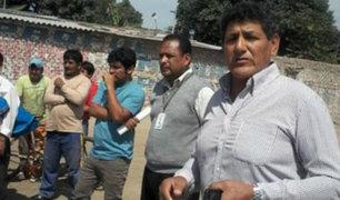 Amenazan de muerte a alcalde de Lambayeque