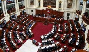 Congresistas estarán vigilantes tras otorgar facultades legislativas