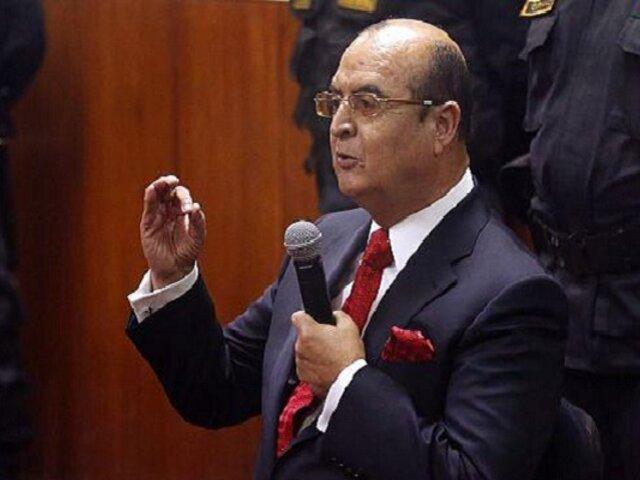 Analista César Campos: Pongo en duda el nivel de influencia que puede tener Vladimiro Montesinos