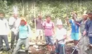 Loreto: nativos toman de rehenes a funcionarios por derrame de petróleo