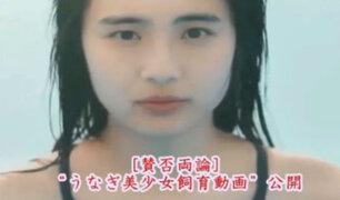 YouTube: ¡Este extraño comercial fue demasiado hasta para los japoneses! [VIDEO]