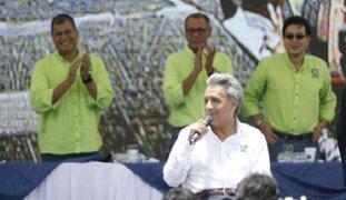 Rafael Correa designó a su sucesor para candidatura presidencial del 2017